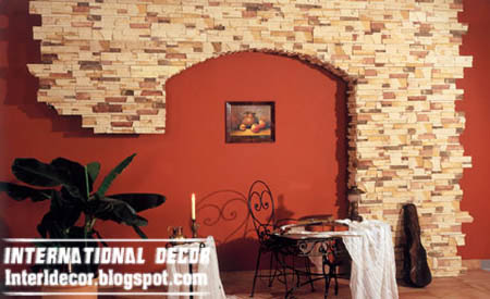 Stone Tile Home Decorating 20 Ideas To Use Modern Stone Tiles And