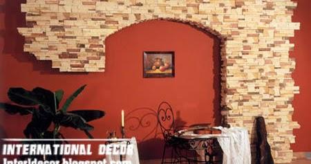 Superbe Interior Stone Wall Tiles Designs Ideas,Modern Stone Tiles   Home Decoration  Ideas