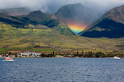 The island of Maui is the secondlargest of the Hawaiian Islands at 727.2 . (worlds beautiful islands maui island hawaii )