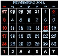 data, comemorativas, novembro, mês novembro de 2013, novembro 2013