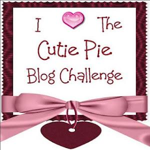 Cutie Pie Challenge Blog
