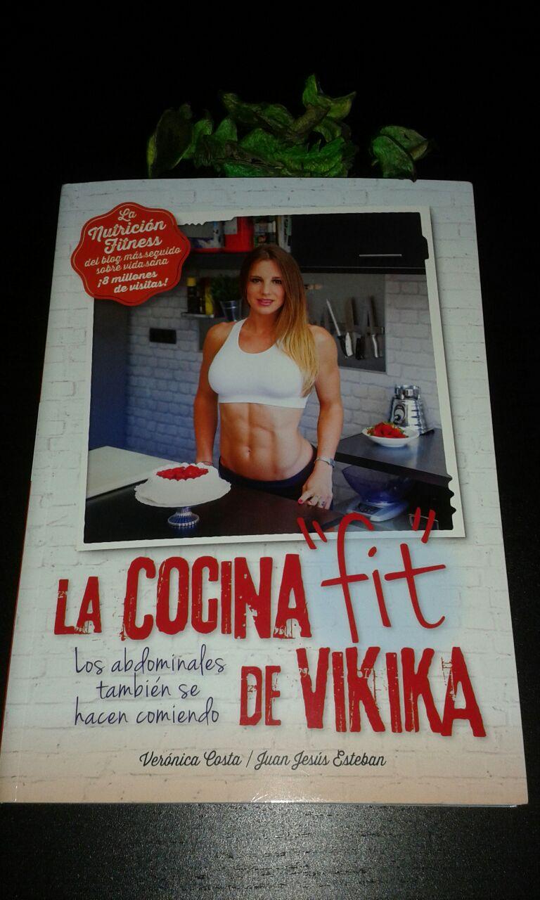 Mi sala de lectura rese a la cocina fit de vikika - La cocina fit de vikika pdf ...