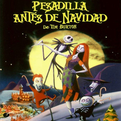 Pesadilla antes de Navidad (1993 - Henry Selick)