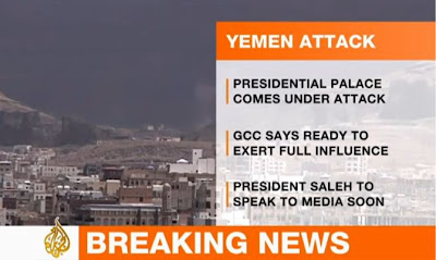 la proxima guerra yemen ataque palacio presidencial