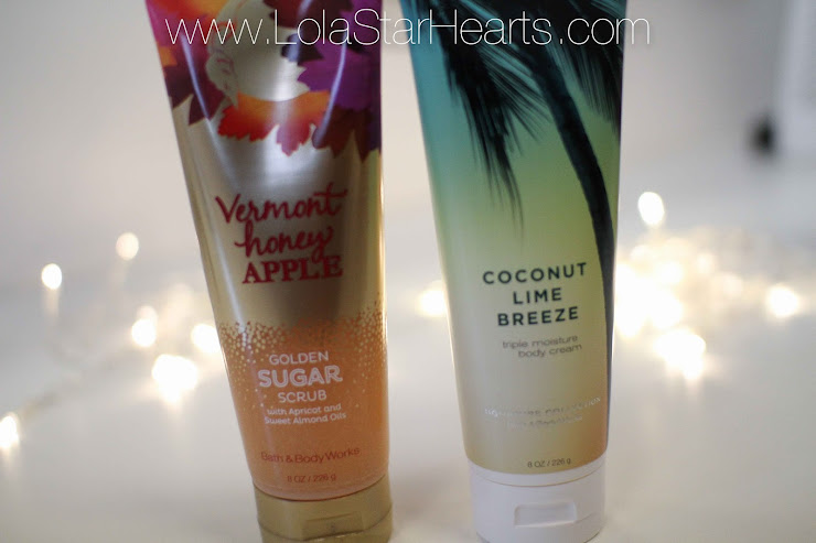 lolastar hearts uk beauty blog american haul victorias secret