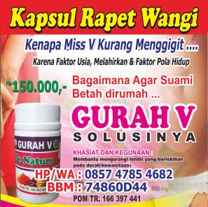 kontak pemesanan Obat Rapat Wanita