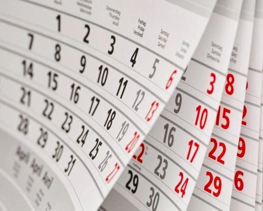 Planning de disponibilités en ligne