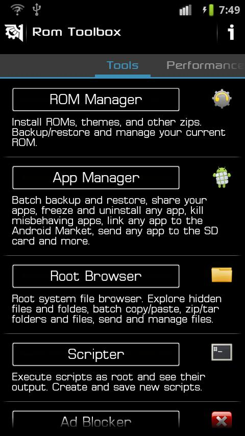 ROM Toolbox Pro 4.3.2 Apk For Android