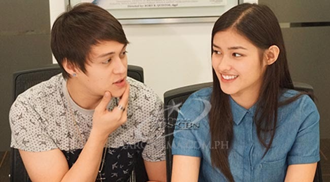 Liza Soberano and Enrique Gil on Forevermore