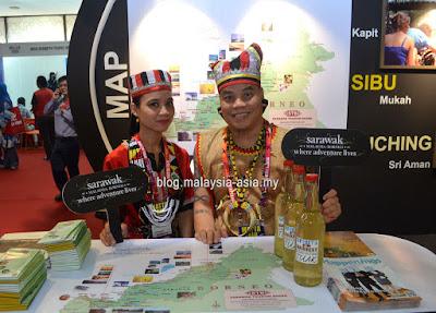 Staff Sarawak Tourism Board