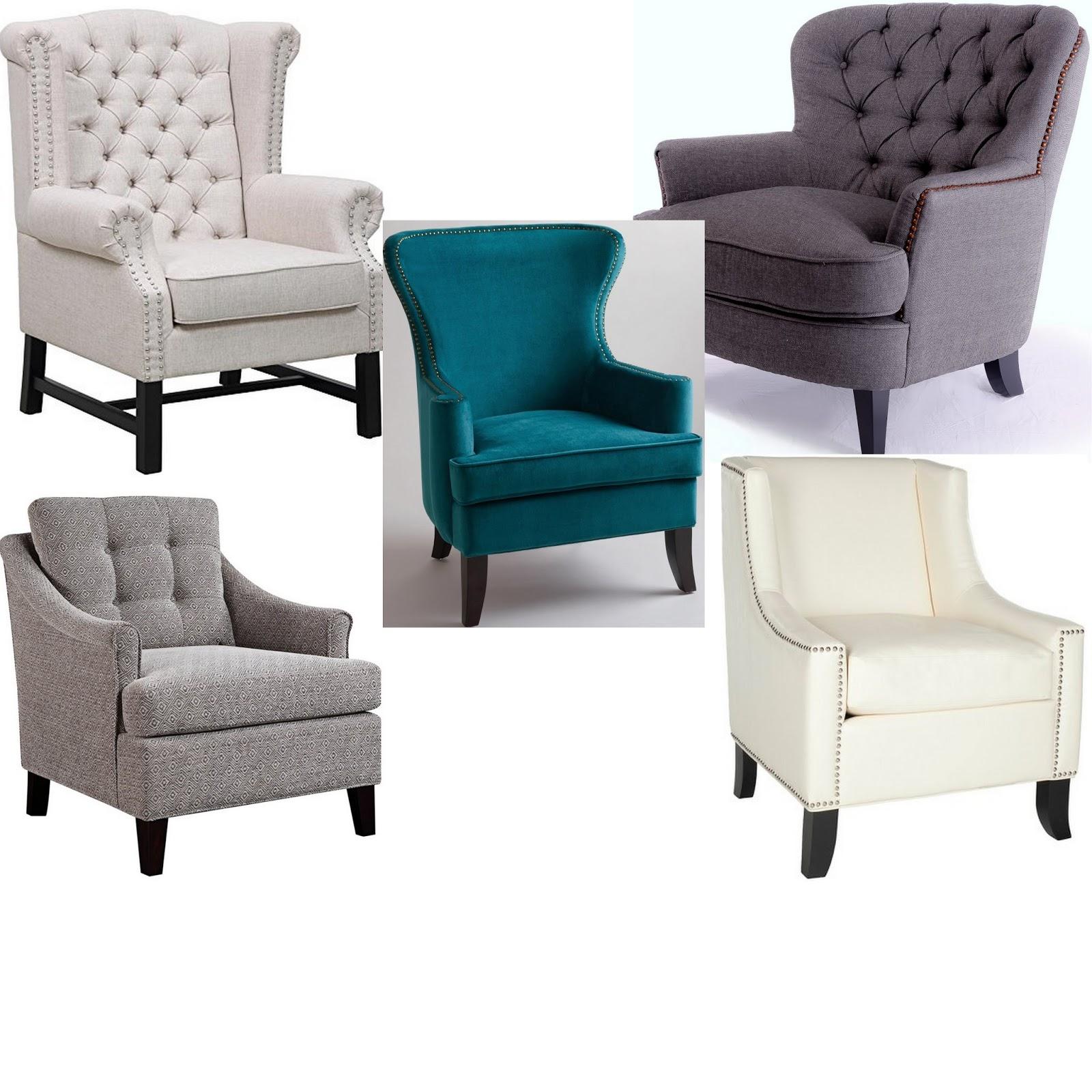Studio 7 Interior Design The Friday Five Club Chairs