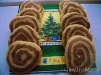 csíkos keksz
