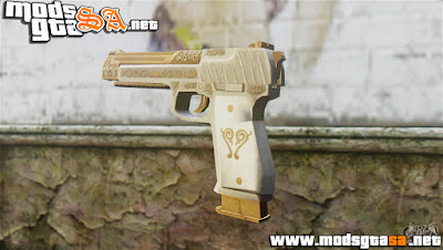 SA - Desert Eagle do GTA V
