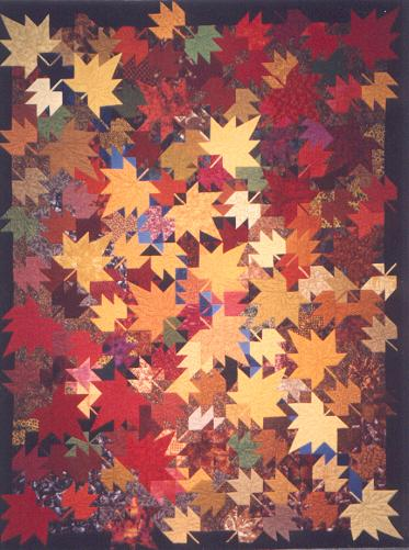 Autumn Quilt Patterns