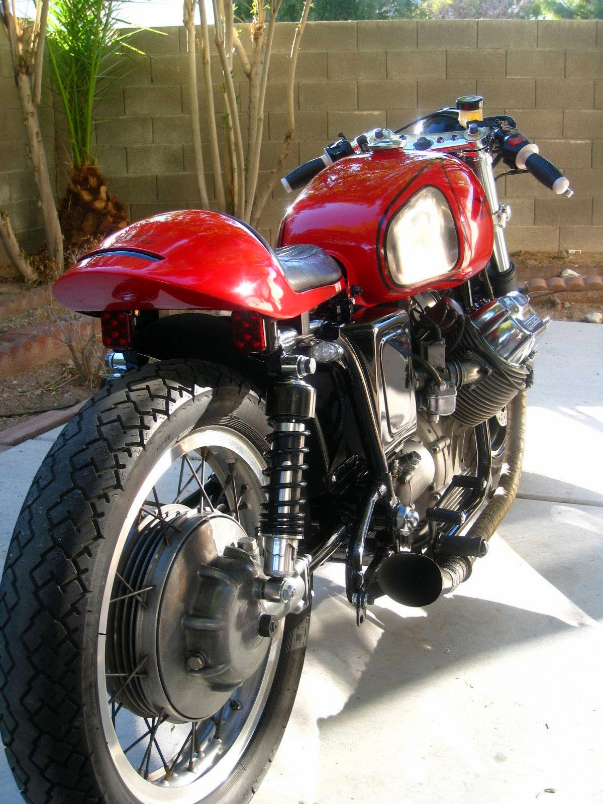 1969 Moto Guzzi V700