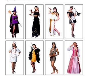 fotos e imagens de Fantasias de Halloween