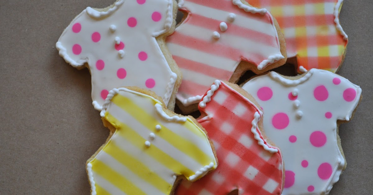 our italian kitchen onesie baby shower cookie favors