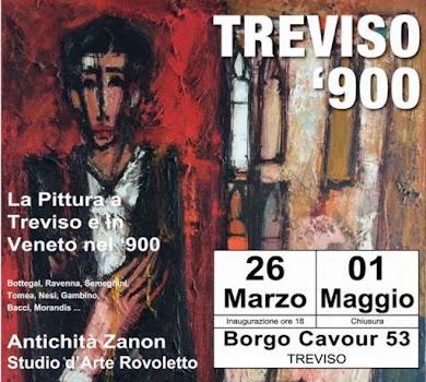 La Pittura a Treviso e in Veneto nel '900