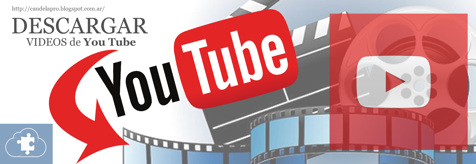Descargar VIDEOS de YouTube - [savefrom.net ]