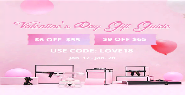 Zaful Valentine Sale
