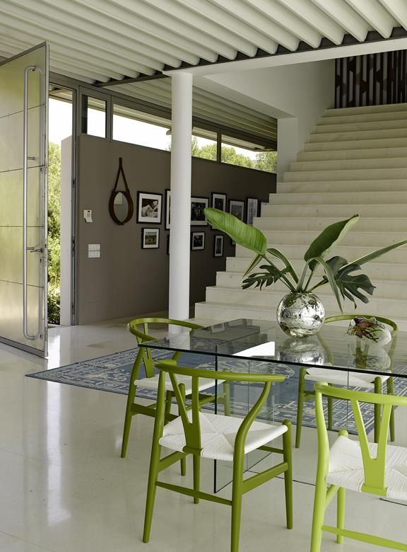sillas clásicas del diseño contemporáneo