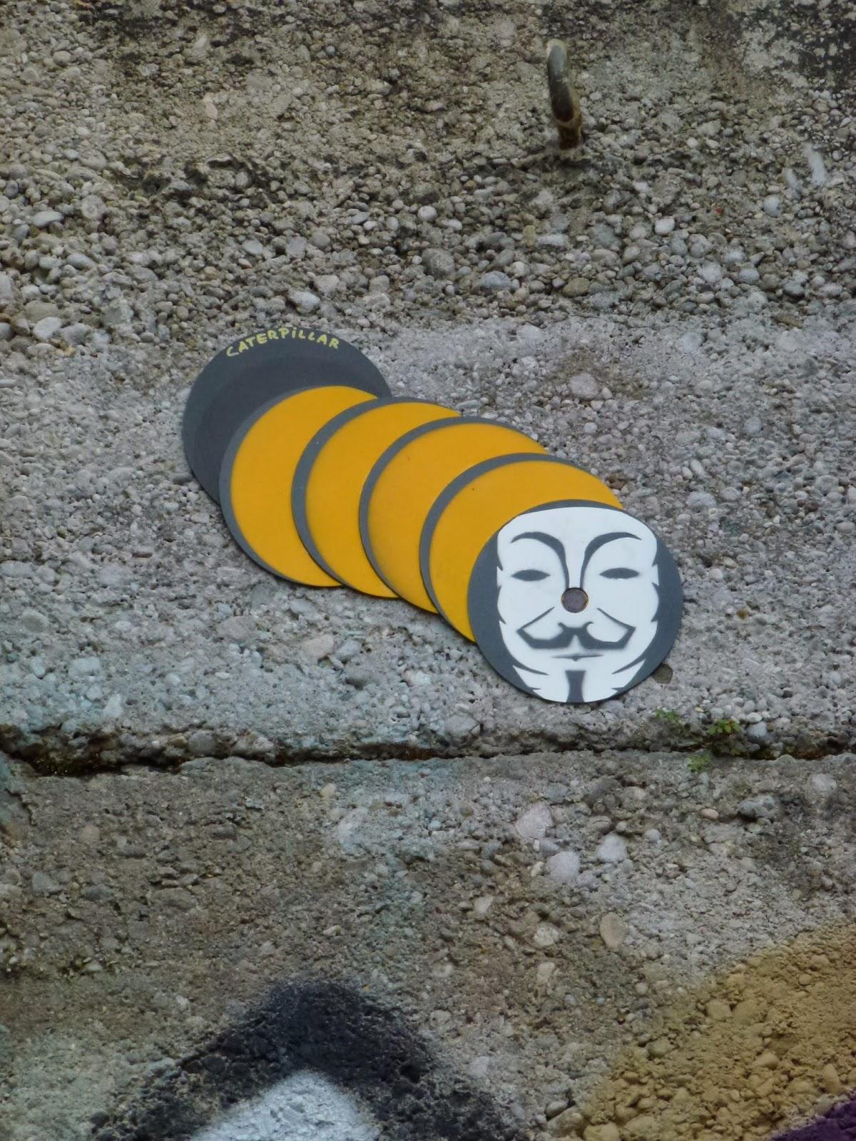 Streetart, Urbanart, Installation