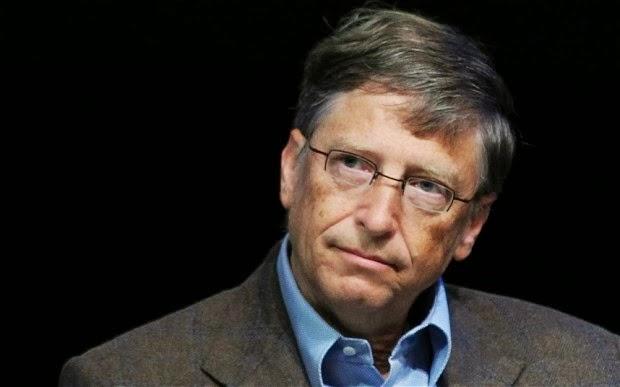 Bill, Gates, Bill Gates, vip
