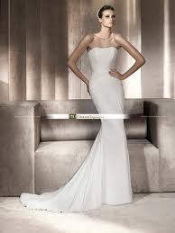 Vestidos de novia para mujeres flacas