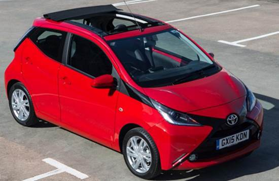 2016 toyota aygo x review specs and price. Black Bedroom Furniture Sets. Home Design Ideas