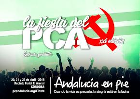 XXI FIESTA DEL PCA
