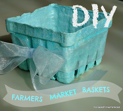 Decorative Basket DIY