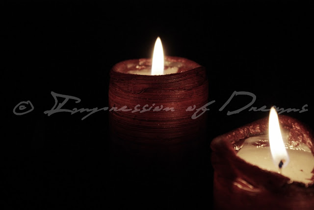 [Photography Tuesday] Candle in the Wind
