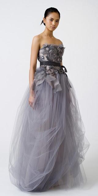 Dark Purple Wedding Dress 98 Marvelous Photo via Offbeat Bride