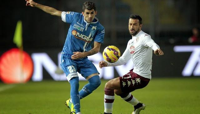 Torino vs Empoli en vivo