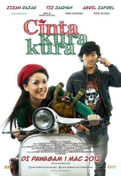 trailer sinopsis pelakon Cinta kura-kura