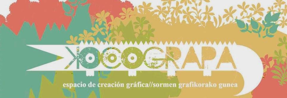 Kocograpa Espacio de Creación Gráfica