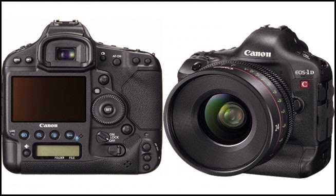 Canon EOS-1D C review, hybrid HDSLR, Full Frame camera, Full HD Video, Canon dual DIGIC 5+ processor, make movie, filmmakers,