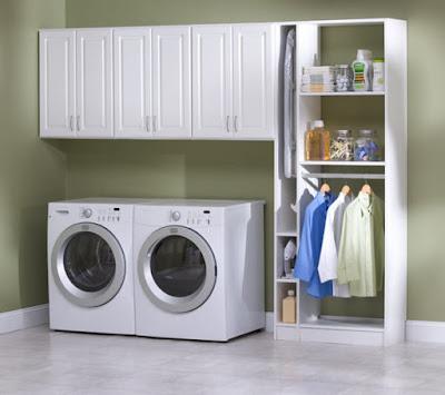 Khu giặt là tiện ích