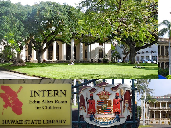 Midnight Confession: I am a library intern!