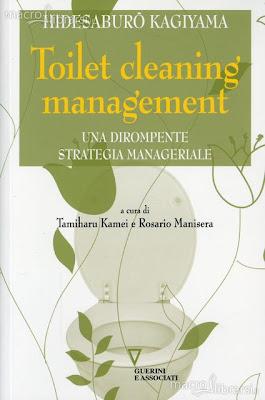 Toilet cleaning management con Rosario Manisera