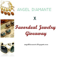 Angel was Here GIVEAWAY: Favordeal Jewelry
