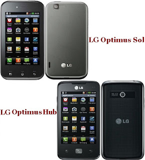 LG Optimus Sol &  Optimus Hub: Specs & Price in India