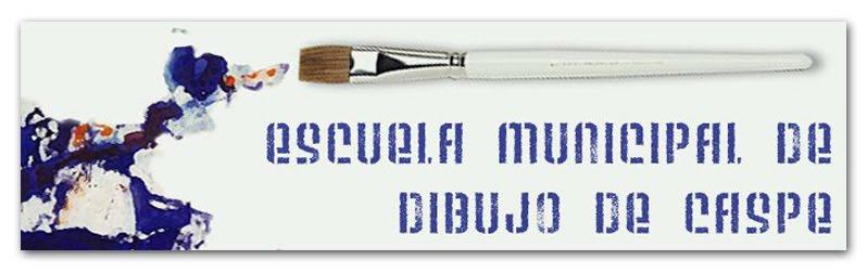 Escuela Municipal de dibujo de Caspe