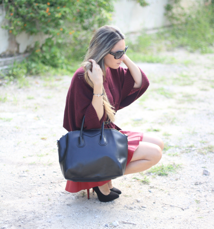 Oxblood (burgundy) trend winter 2012 2013 by blogger