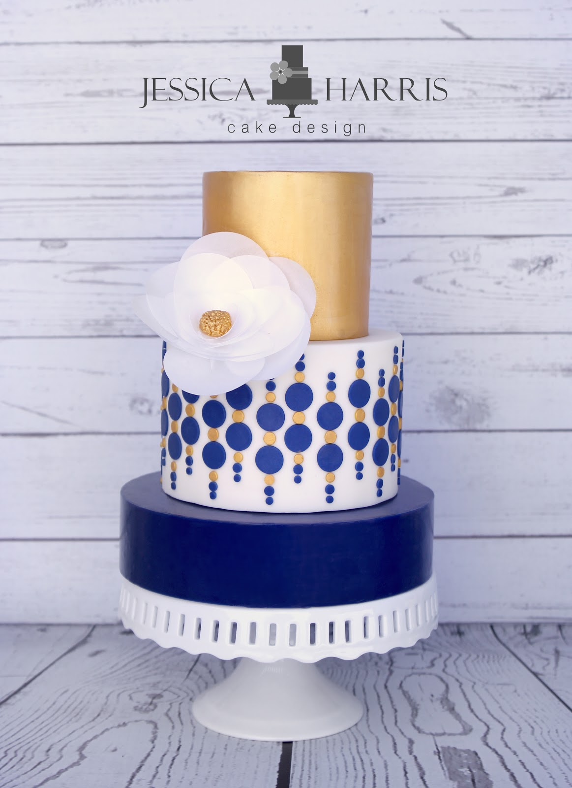 Clean Simple Cake Design With Jessica Harris : 20 NEW Cake Design Ideas!!! - Jessica Harris Cake Design