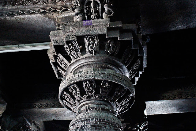 Design on the Narasimha pillar