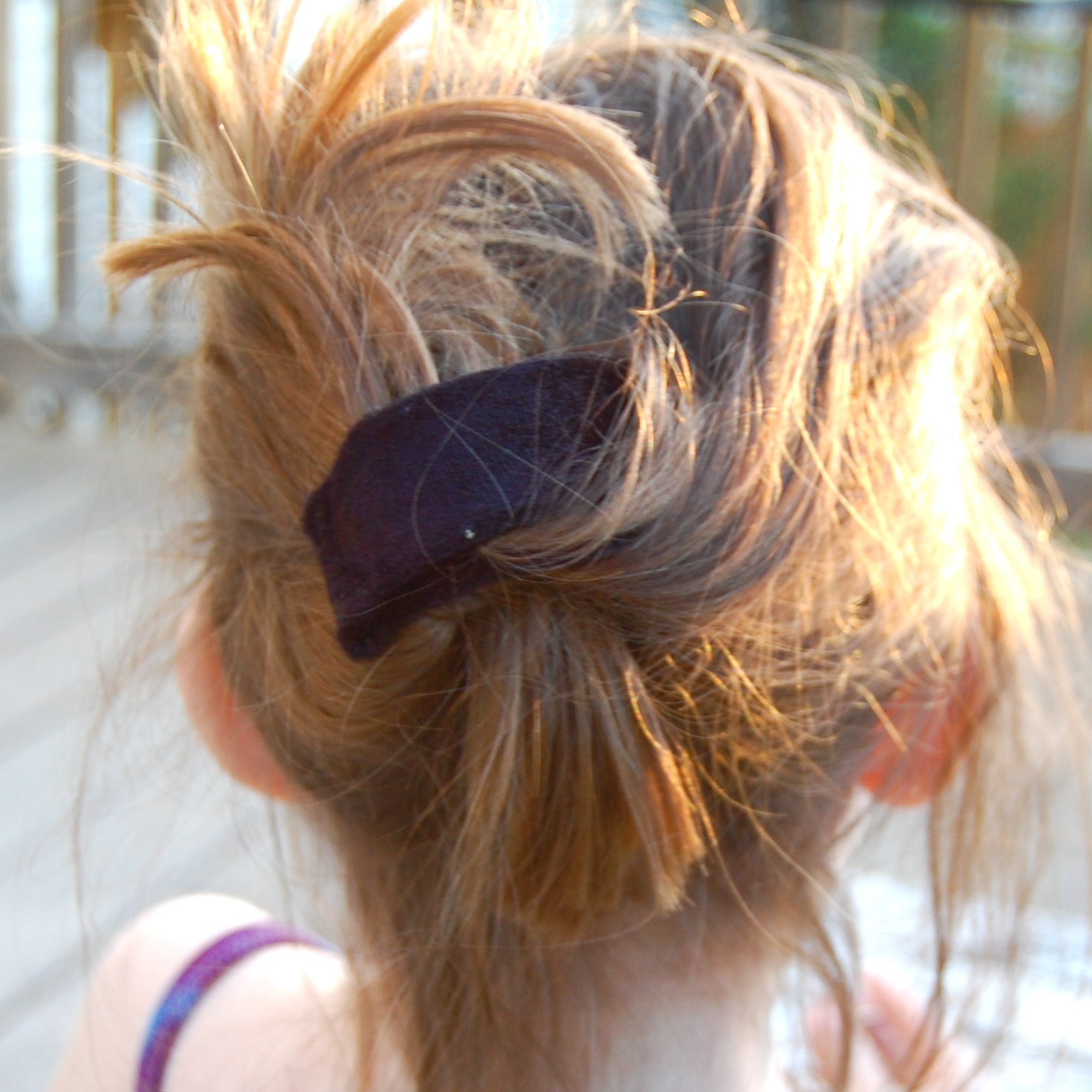 Lionel Messi Blog: Ballerine Buns Popular Summer Hairstyle Wallpaper