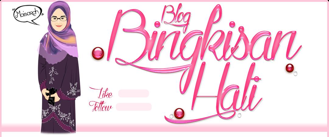 Blog Bingkisan Hati
