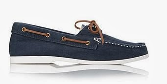 Forever 21 men classic boat shoes