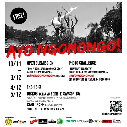 Kompetisi dan Seminar Arek Suroboyo.